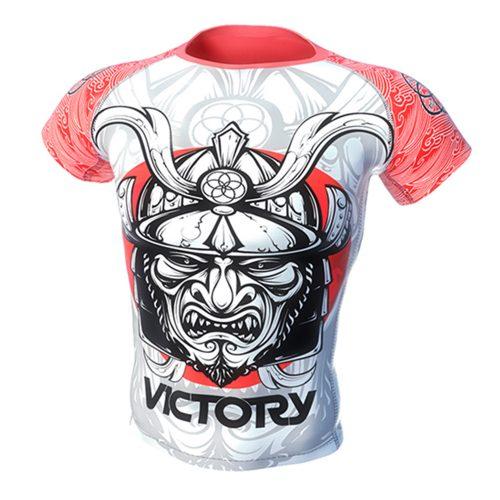 Victory Samurai Rash Gard Kratki Rukavi 1500×1500