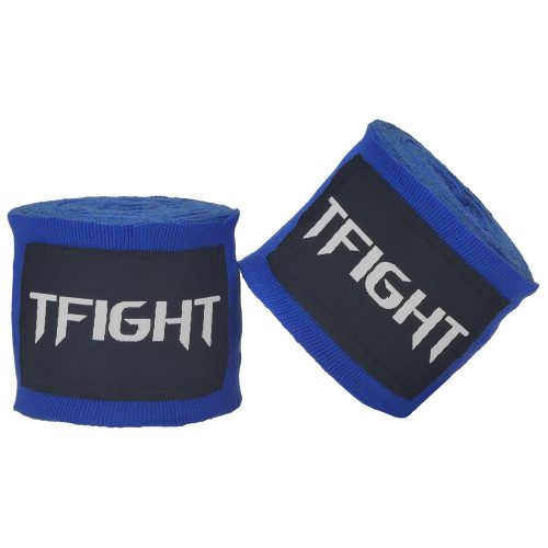 TFIGHT HANDWRAPS BLUE