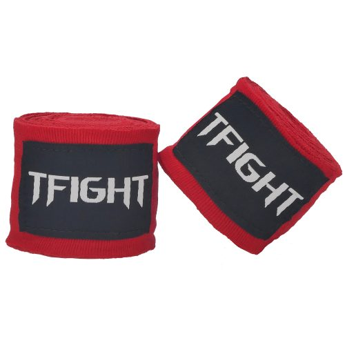 TFIGHT HANDWRAPS RED