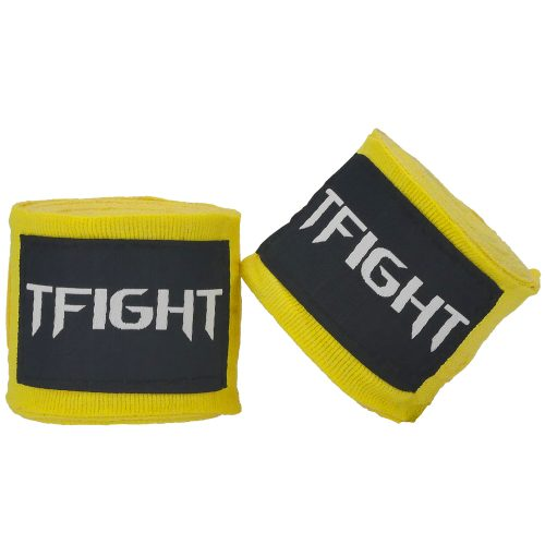 TFIGHT HANDWRAPS YELLOW