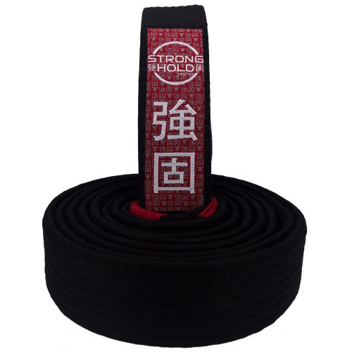 STRONGHOLD BJJ BLACK BELT
