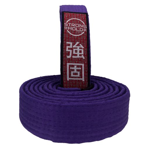STRONGHOLD BJJ PURPLE BELT