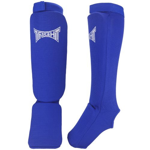 TFIGHT ELASTIC SHIN PADS BLUE