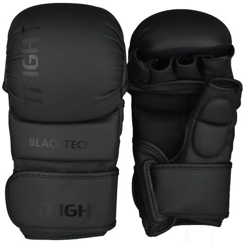 TFIGHT BLACKTECH MMA TRAINING GLOVES 2